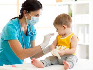 Прививки- это защита, которую дети не могут обеспечить себе сами.