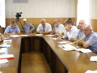В Магарамкенте прошло выездное заседание МедСовета ЮТО