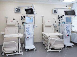 Наше отделение гемодиализа работает и принимает пациентов, которым до недавнего времени приходилось ездить на эти процедуры в Махачкалу или обращаться в частный центр.