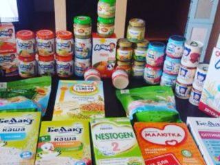 К нам поступает много вопросов по поводу обеспечения бесплатным детским питанием.