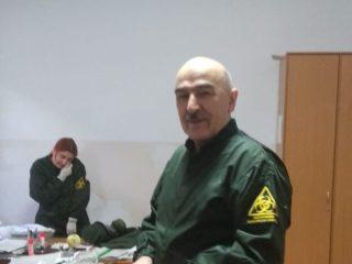 В ЦГБ Дербента прошли учения, на которых отрабатывались ситуации с поступлением пациентов с особо опасными инфекциями.