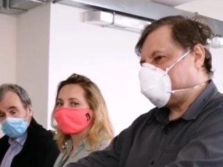 В Дербент прибыла группа федеральных специалистов в сопровождении зам.министра здравоохранения РД Салмана Ахмедова.